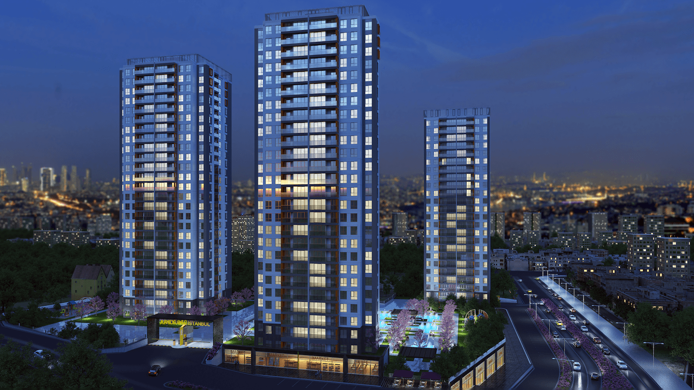 Apex 360 Towers - Property Turkey