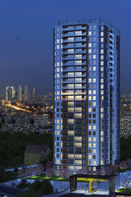 Apex 360 Towers - Turkey Property Investment