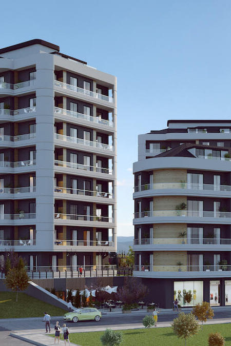 Compass Court - Turkey Property Investment