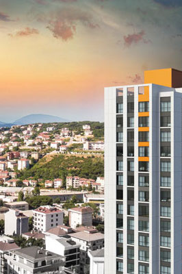 Island View Residence - Turkey Property Investment