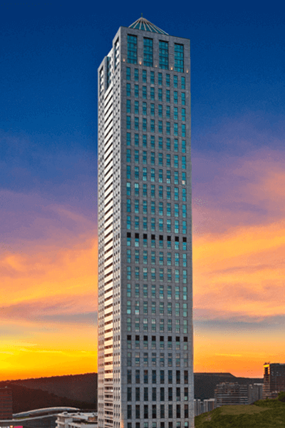 Landmark Tower - Turkey Property Investment